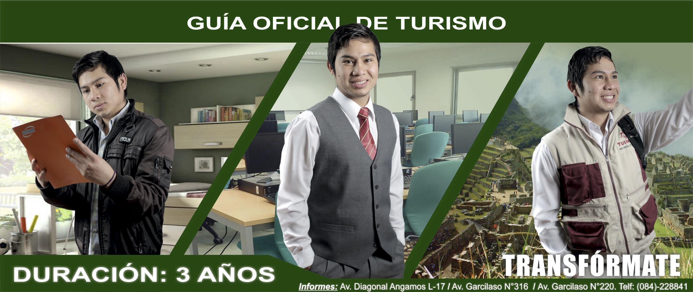 Curso para guia de turismo