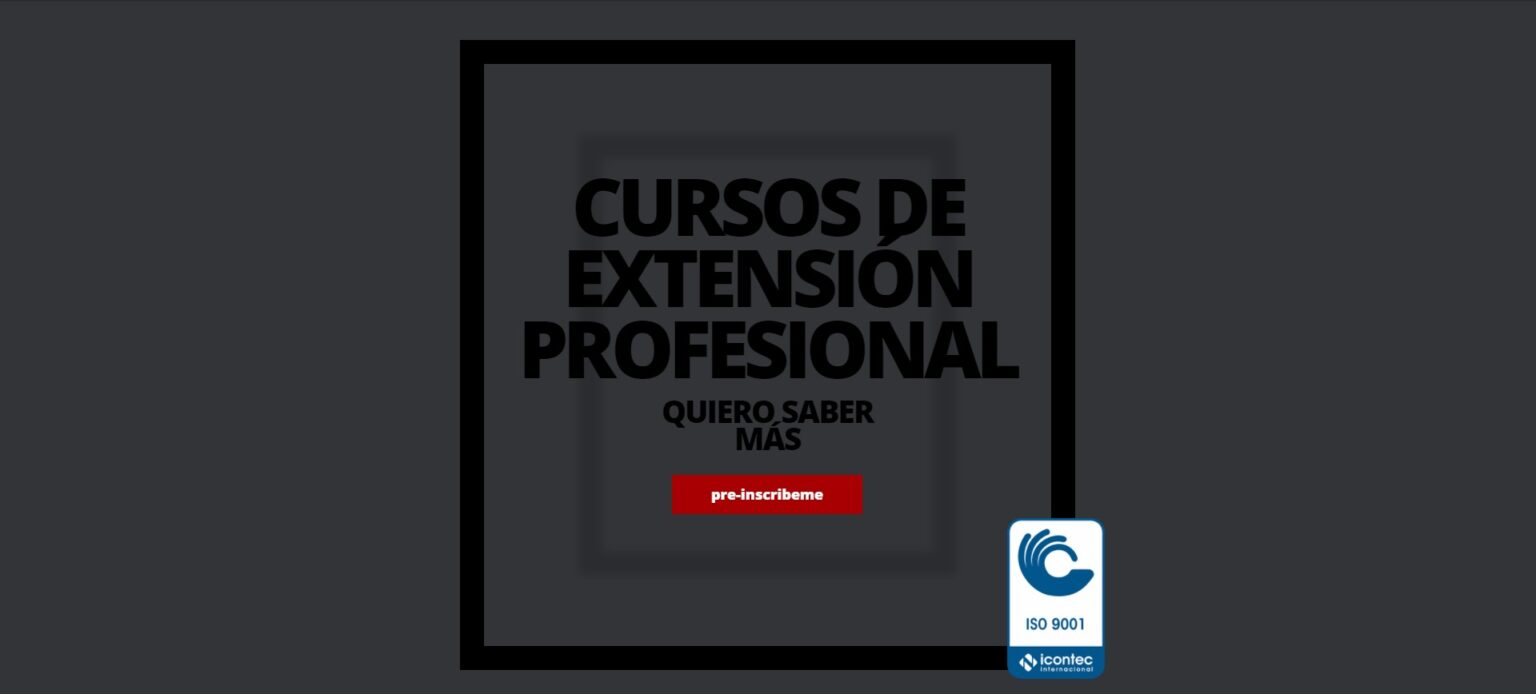 extension profesional